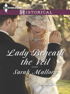 cover image of Lady Beneath the Veil