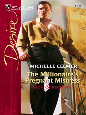 cover image of The Millionaire's Pregnant Mistress