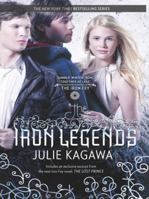 cover image of The Iron Legends