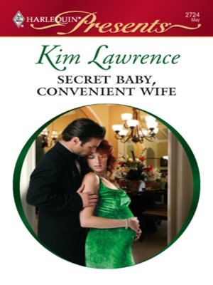 cover image of Secret Baby, Convenient Wife