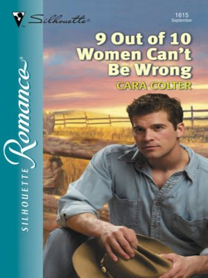 cover image of 9 Out Of 10 Women Can't Be Wrong