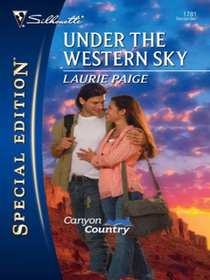 cover image of Under the Western Sky