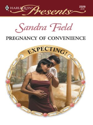 cover image of Pregnancy of Convenience