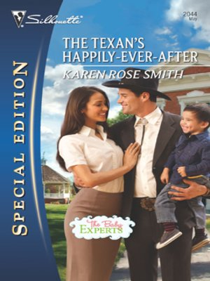 cover image of The Texan's Happily-Ever-After