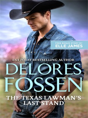 cover image of The Texas Lawman's Last Stand & Hot Combat