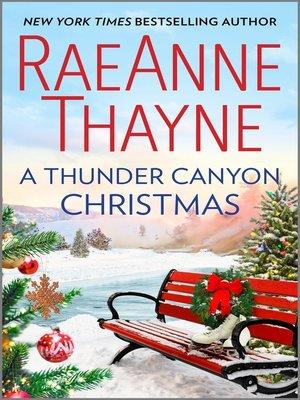 cover image of A Thunder Canyon Christmas