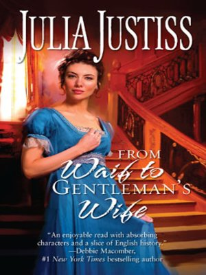 cover image of From Waif to Gentleman's Wife