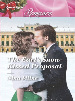 cover image of The Earl's Snow-Kissed Proposal