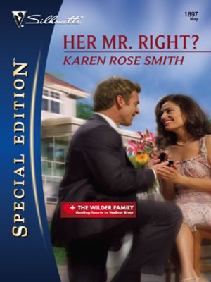 cover image of Her Mr. Right?