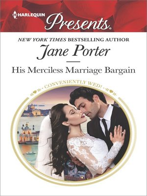 cover image of His Merciless Marriage Bargain