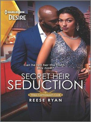 cover image of Secret Heir Seduction