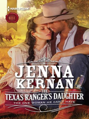cover image of The Texas Ranger's Daughter