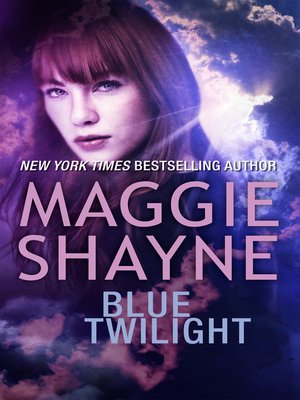 cover image of Blue Twilight