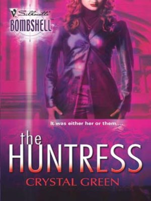 cover image of The Huntress