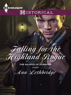 cover image of Falling for the Highland Rogue