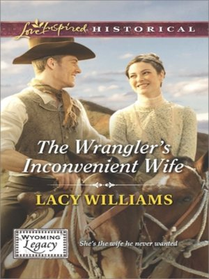 cover image of The Wrangler's Inconvenient Wife