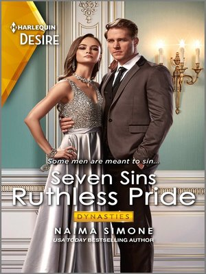 cover image of Ruthless Pride--Experience the Passion in this Dramatic Romance