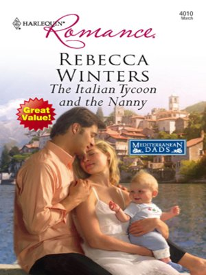 cover image of The Italian Tycoon and the Nanny