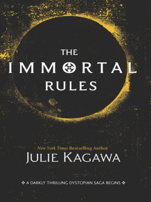 cover image of The Immortal Rules