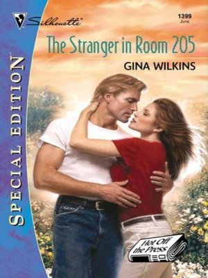 cover image of The Stranger in Room 205