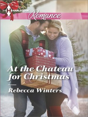 cover image of At the Chateau for Christmas