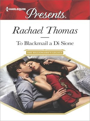 cover image of To Blackmail a Di Sione