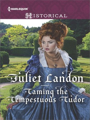 cover image of Taming the Tempestuous Tudor