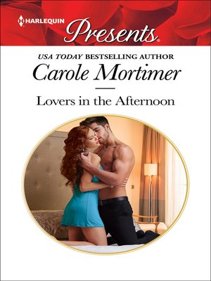 cover image of Lovers in the Afternoon