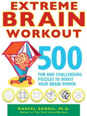 cover image of Extreme Brain Workout