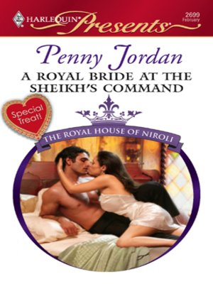 cover image of A Royal Bride at the Sheikh's Command