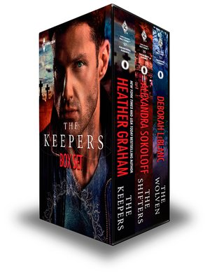 cover image of The Keepers Box Set: The Shifters\The Wolven