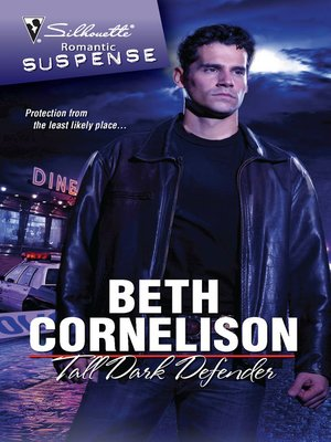 cover image of Tall Dark Defender