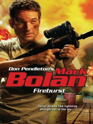 cover image of Fireburst