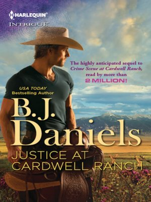 cover image of Justice at Cardwell Ranch