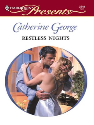 cover image of Restless Nights