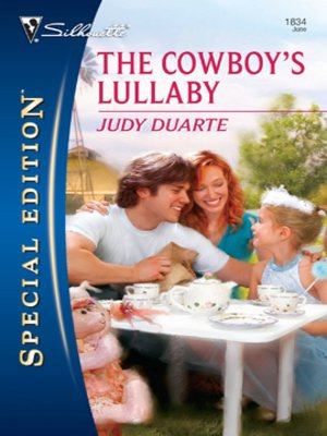 cover image of The Cowboy's Lullaby