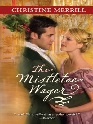 cover image of Mistletoe Wager