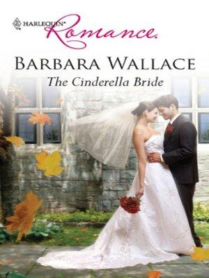 cover image of Cinderella Bride