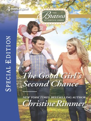 cover image of The Good Girl's Second Chance
