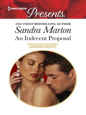 cover image of An Indecent Proposal