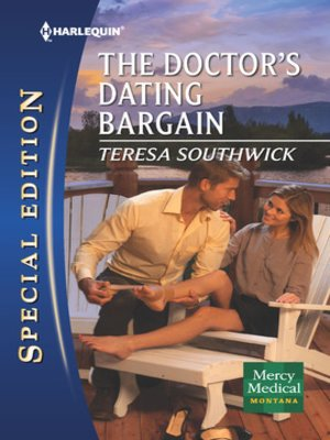 cover image of The Doctor's Dating Bargain
