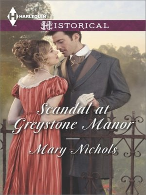 cover image of Scandal at Greystone Manor