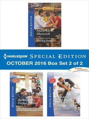 cover image of Harlequin Special Edition October 2016, Box Set 2 of 2