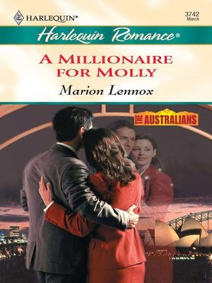 cover image of Millionaire For Molly