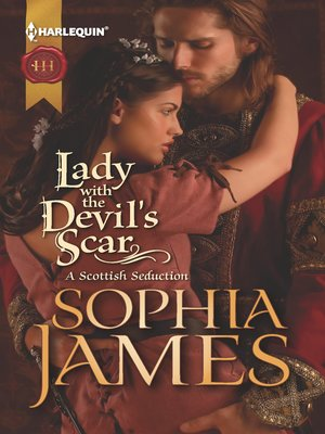 cover image of Lady with the Devil's Scar