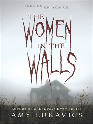 cover image of The Women in the Walls