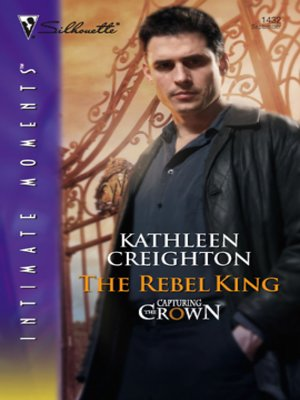 cover image of The Rebel King