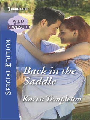 cover image of Back in the Saddle