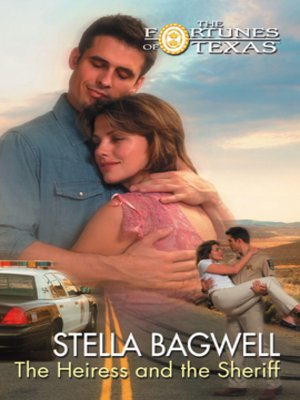 cover image of The Heiress and the Sheriff
