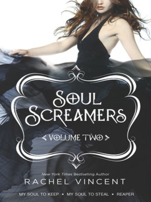 cover image of Soul Screamers, Volume Two